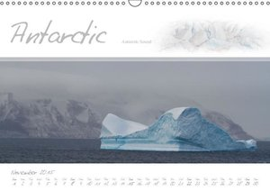 Polarscapes / UK-Version (Wall Calendar 2015 DIN A3 Landscape)