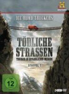 Ice Road Truckers - Tödliche Strassen - Trucker in gefährlicher