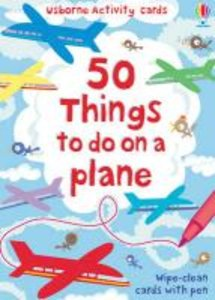 50 Things to Do on a Plane