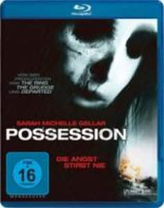 Possession-Die Angst stirbt nie-Blu-ray Disc