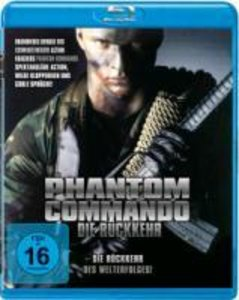 Phantom Commando (Blu-ray)