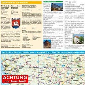 HARTMANN-PLAN Elmshorn 1:20.000 Stadtplan