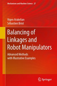 Balancing of Linkages and Robot Manipulators