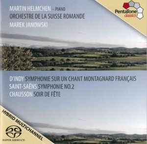 Symphonie Sur Un Chant Montagnard Fran?ais/+