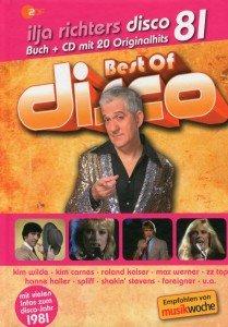disco 81-disco mit Ilja Richter-Buch+CD
