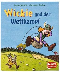 Wickie und der Wettkampf