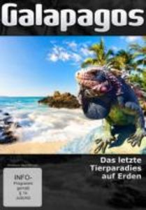 Galapagos - Das letzte Tier Paradies auf Erden