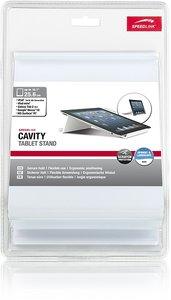 Speedlink SL-7128-WE CAVITY Tablet Stand - Tablet-Tisch-Ständer,