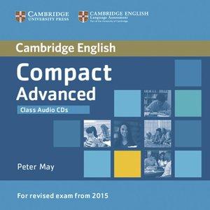Compact Advanced. 2 Class Audio CDs
