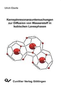 Kernspinresonsanzuntersuchungen zur Diffusion von Wasserstoff in