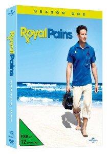 Royal Pains - 1. Staffel