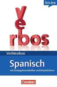 Lextra Verben-Wörterbuch: Spanische Verben