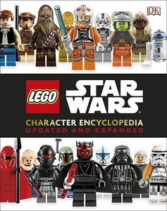Lego Star Wars Character Encyclopedia: Updated and Expanded (Lib