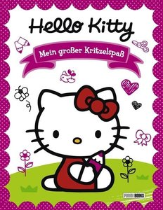 Hello Kitty Kritzelbuch /-block