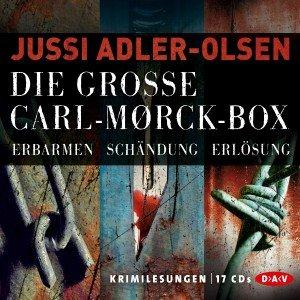 Die große Carl-Mørck-Box