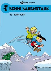 Benni Bärenstark 13. John-John