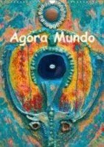 Agora Mundo (Calendrier mural 2015 DIN A3 vertical)