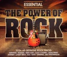 Essential Rock-Definitive Rock Classics And Power - zum Schließen ins Bild klicken