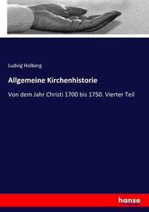Allgemeine Kirchenhistorie