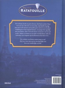 Disney verhalenboek Ratatouille / druk 1