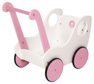 Bayer Design 52101 - Lauflernwagen aus Holz, Prinzessin