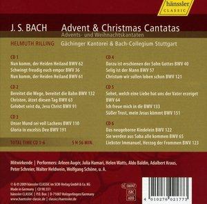 Advent-Und Weihnachtskantaten