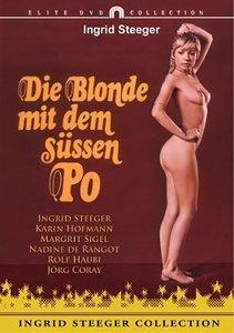 Die Blonde mit dem süßen Po