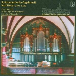 Spätromantische Orgelmusik