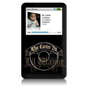 Gold iPod Classic