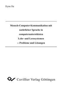 Mensch-Computer-Kommunikation mit natürlicher Sprache in compute