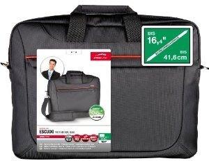 Escudo Tasche SL-6066-BK für Notebook bis 41,6 cm (16,4 Zoll) sc