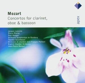Konzerte F.Klarinette,Oboe,F.