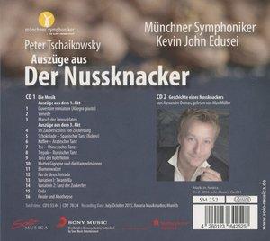 Tchaikovsky: Der Nussknacker & Dumas: Geschichte e