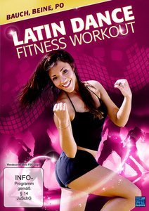 Latin Dance Fitness Workout - Bauch Beine Po