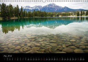 Oh Canada... 2016 (Wandkalender 2016 DIN A3 quer)