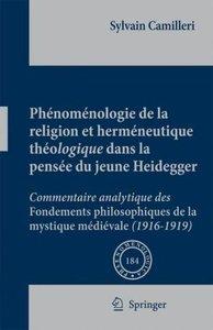 Phénoménologie de la religion et herméneutique théologique dans