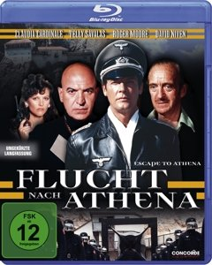 Flucht nach Athena (Blu-ray)