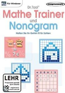 Dr. Tool Mathetrainer und Nonogram