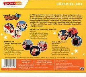 Hörspiel Sammelbox 3 (3 CDs)