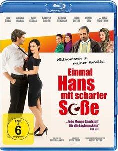 Einmal Hans mit scharfer Soße (Blu-ray)