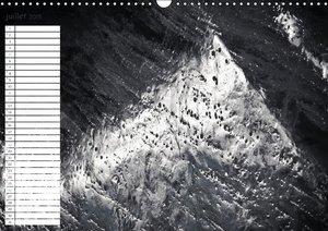 Sous la glace - Chamonix (Calendrier mural 2015 DIN A3 horizonta