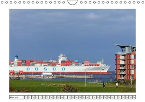 Nordseefeeling - Cuxhaven (Wandkalender 2016 DIN A4 quer)