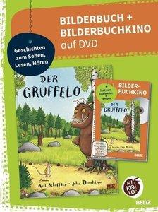 Bilderbuch + Bilderbuchkino auf DVD: »Der Grüffelo«