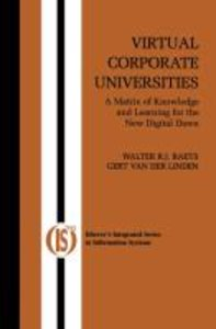Virtual Corporate Universities