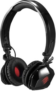 Mad Catz F.R.E.Q.M Wireless Stereo Headset, glossy-schwarz