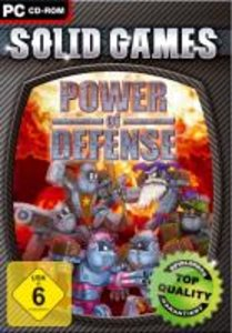 Solid Games Power of Defense