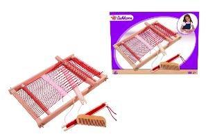 Eichhorn 100002460 - Webrahmen aus Holz, Webbreite 20 cm
