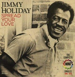 Spread Your Love-Complete Minit Singles 1966-197