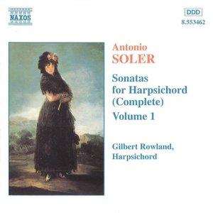 Sonaten Für Cembalo Vol.1