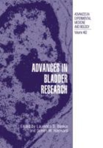 Advances in Bladder Research